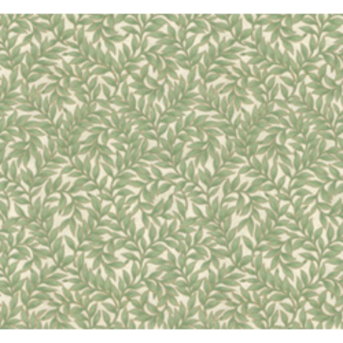tapet med gröna blad