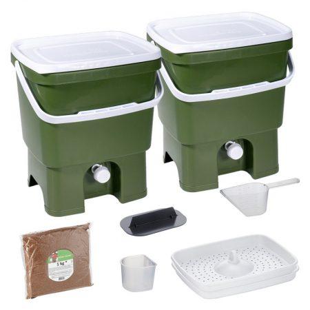 Bokashi kompost startkit